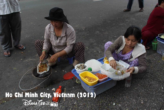 Foods in Ho Chi Minh City 09-1