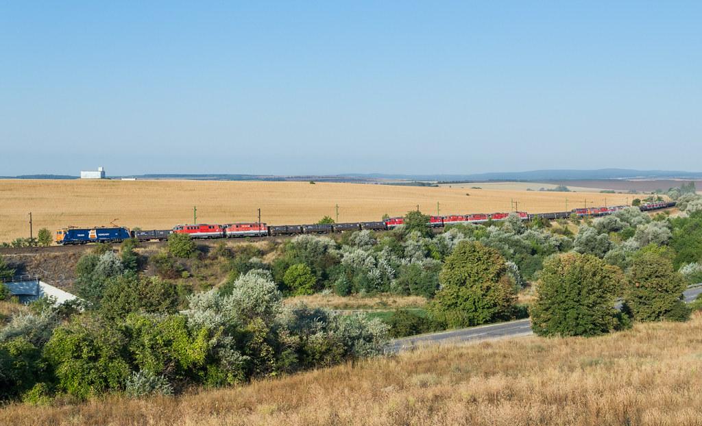 En route to Romania