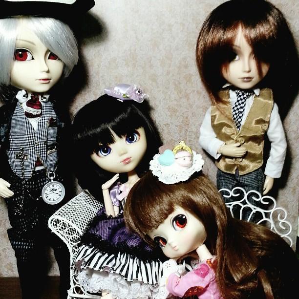 #doll  #pullip  #taeyang  #yeolume