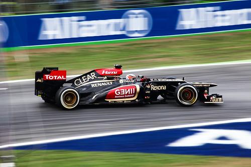 Kimi Raikkonen (Lotus)