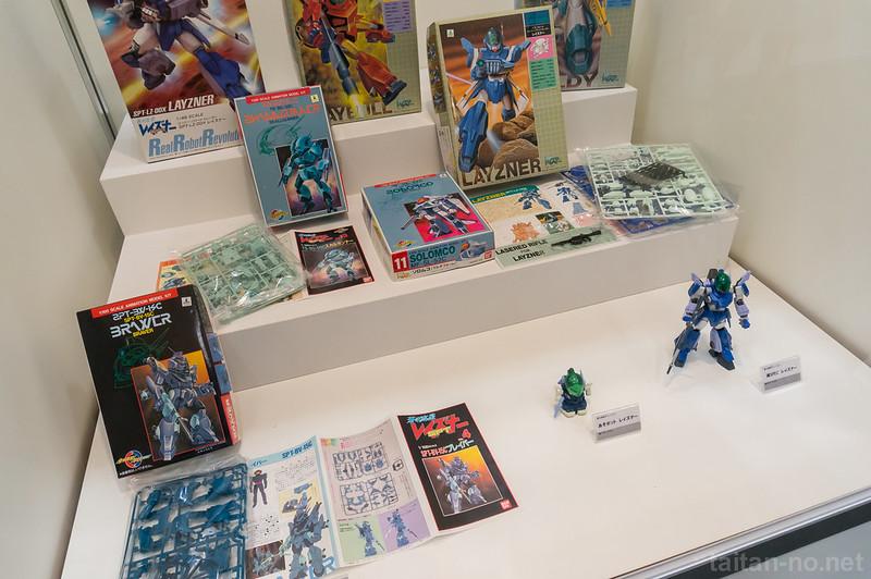 キャラホビ2013-リアルロボット博物館-DSC00496