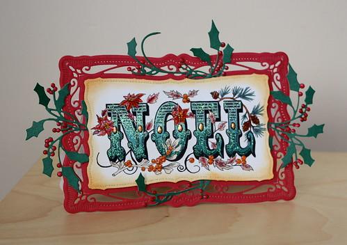 Wintery Noel