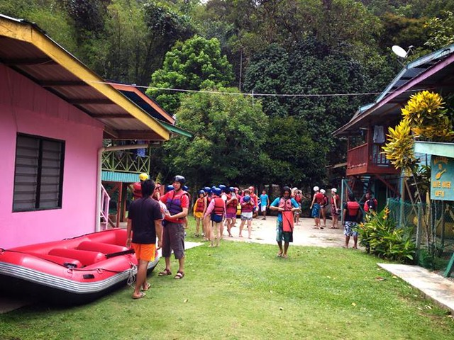 Padas White River Rafting