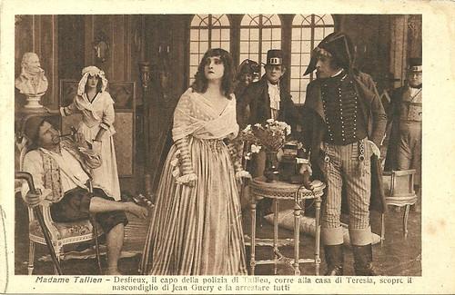 Lyda Borelli in Madame Tallien