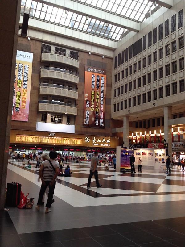 台北駅 by haruhiko_iyota