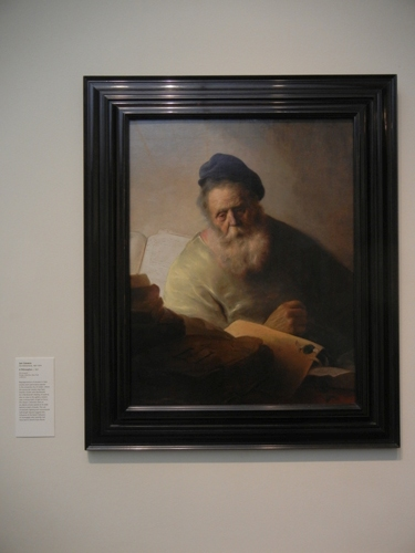 DSCN8017 _ A Philosopher, c. 1631, Jan Lievens (1607-1674), LACMA