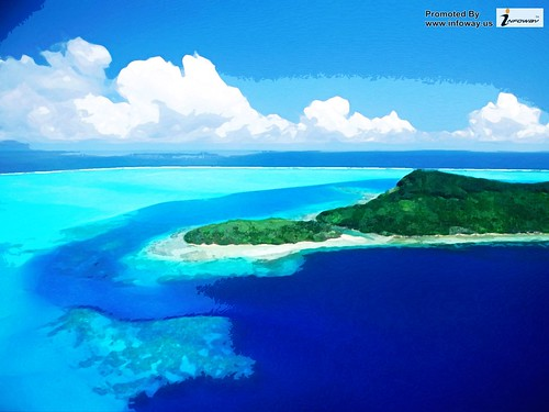 wallpapers blue amazing sea nature hd