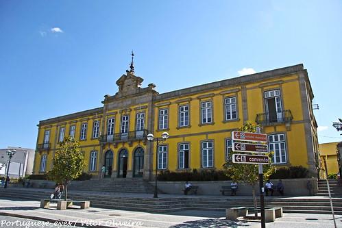 Câmara Municipal de Moimenta da Beira - Portugal