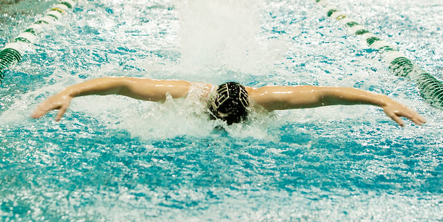 Ohio University Swimming 1