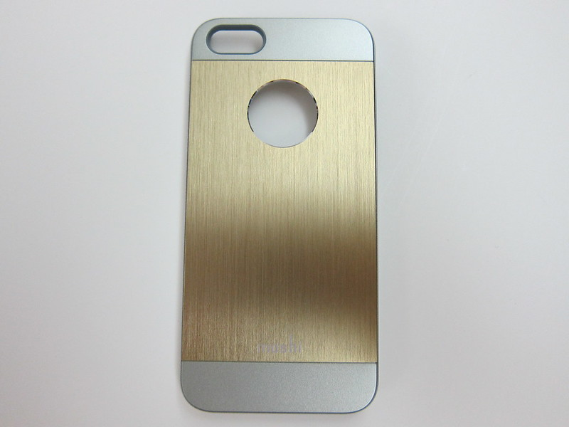 Moshi iGlaze Armour (Bronze) - Back View