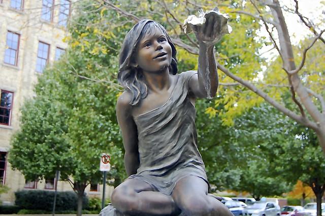 Mermaid Statue, Holland, Michigan