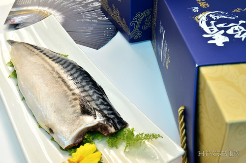 挪威鹽漬鯖魚