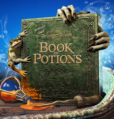 Book of potions 3