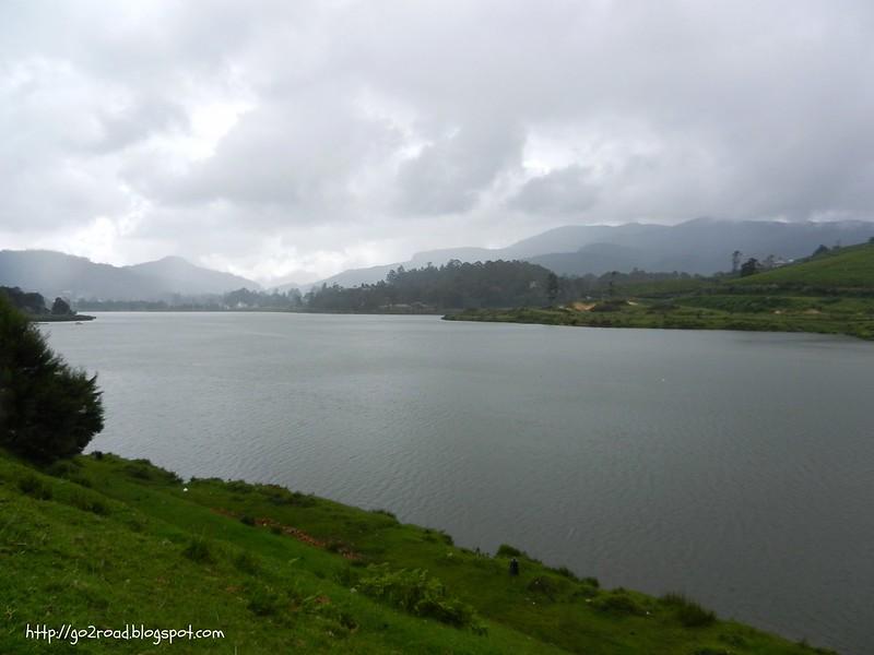 Озеро Грегори на Шри Ланке