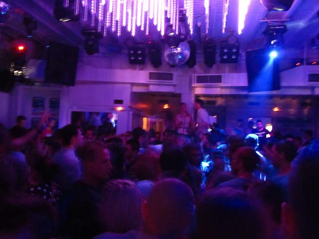 Skandinavian Bar Disco, Mykonos