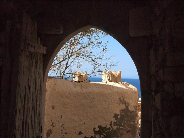 Venetian castle, Naxos