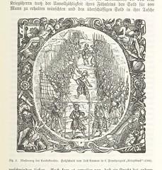 """British Library digitised image from page 711 of """"Bilder aus der Deutschen Kulturgeschichte"""""""