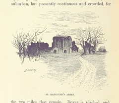 Image taken from page 362 of 'The Dover Road. Annals of an ancient turnpike ... Illustrated by the author, etc'