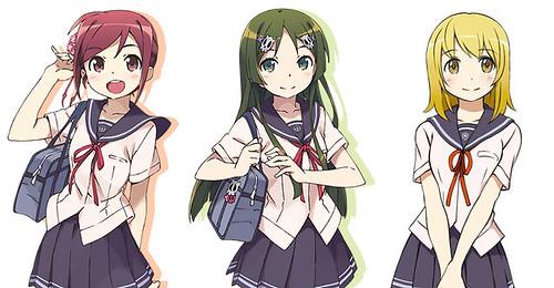 131210(3) - SEGA俳句遊戲將在2014/1/9放送《GO!GO!575》電視動畫版、新角色登場&全4話完結......真短!