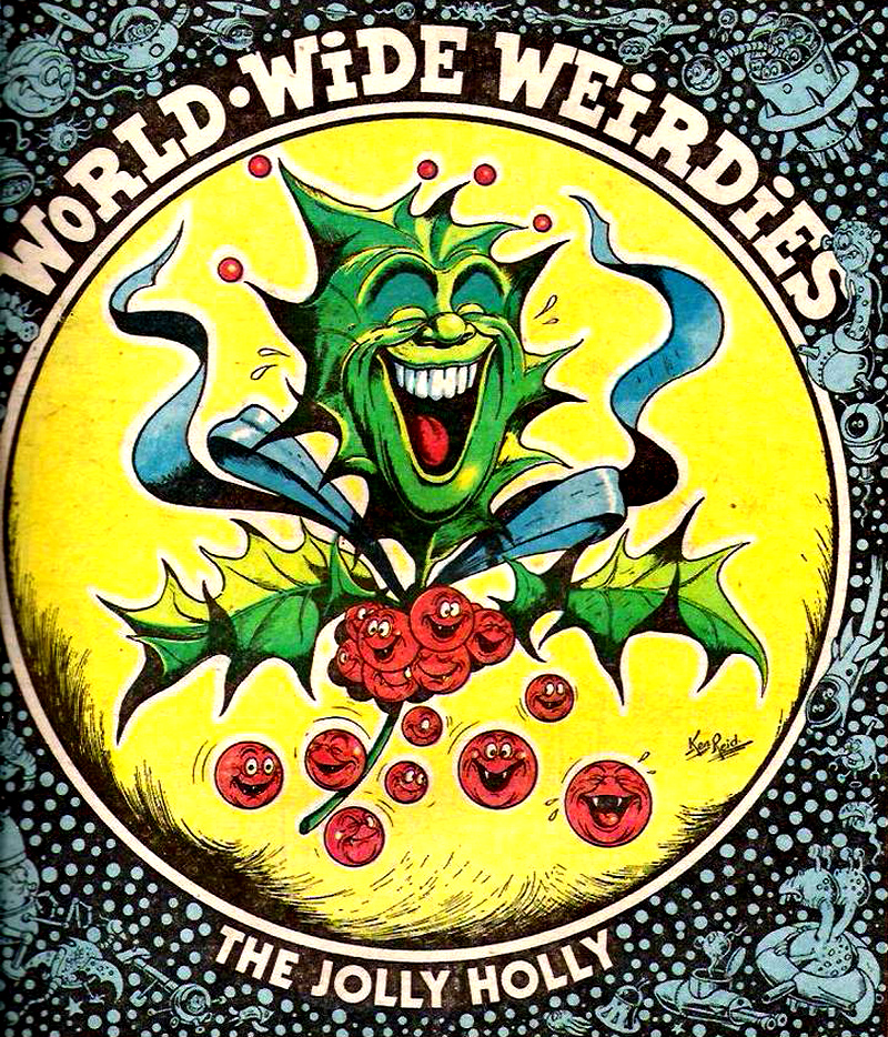 Ken Reid - World Wide Weirdies 116