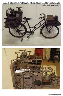 Cargo Bike History: The Lamp and Stove Seller's Bicycle