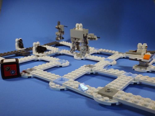 LEGO Battle of Hoth Game 2