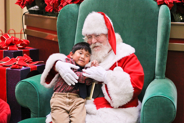 Si and Santa Year Four 2013-6