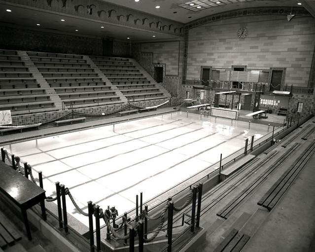 Larkins Hall Swimming Pool 1960s Flickr Photo Sharing