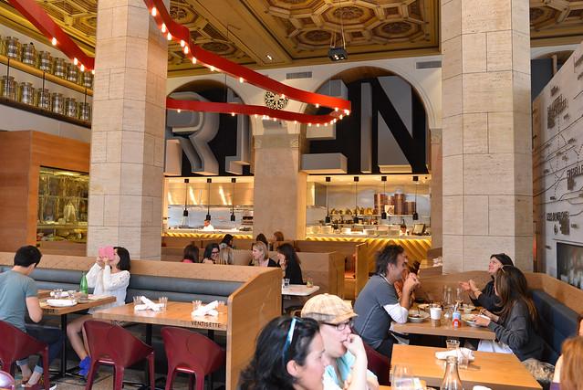Terroni Restaurant Downtown