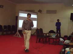 March 2nd, 2013: Android Workshop @ Madras Institute of Technology