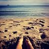 Playa La Vila Joiosa. 29 de diciembre 2013