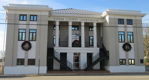 Coosa County Courthouse (Rockford, Alabama)