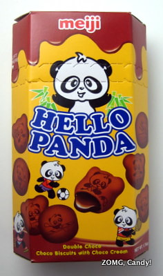 Hello Panda - Chocolate flavor