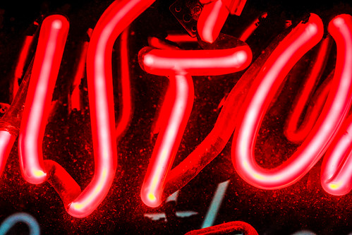 Custom - neon sign by joeeisner