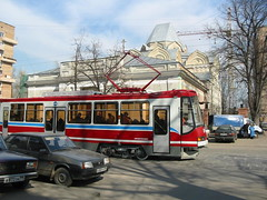 Moscow tram LT-5 test drive _20030418_103