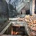 Einbauten im Bergwerk Schwaz