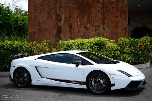 Lamborghini Gallardo Superleggera LP570-4