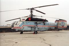 RA-31009 Kamov KA-32T Vladivostok Air