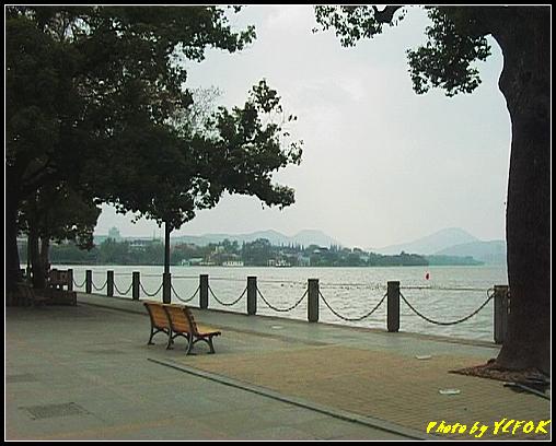 杭州 西湖 (其他景點) - 045 (湖濱路的湖畔)