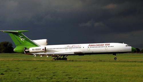 RA-85847 Tu-154M