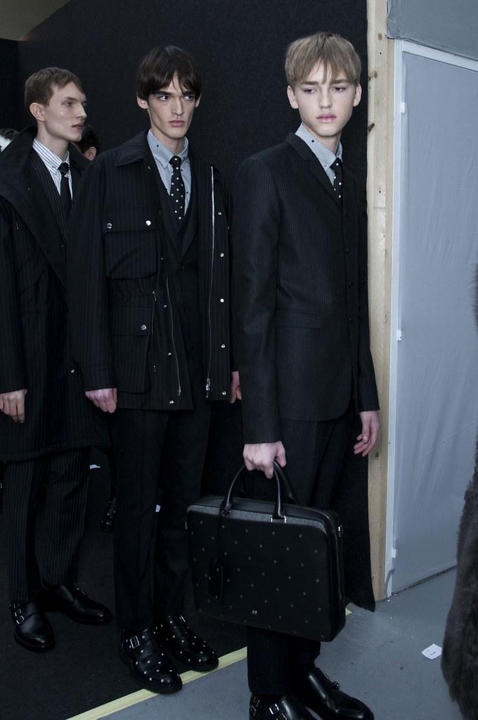 FW14 Paris Dior Homme257_Egor Semenov, Florentin Glemarec, Valerio Schmidt(fashionising.com)