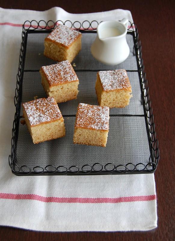 Honey cake / Bolo de mel