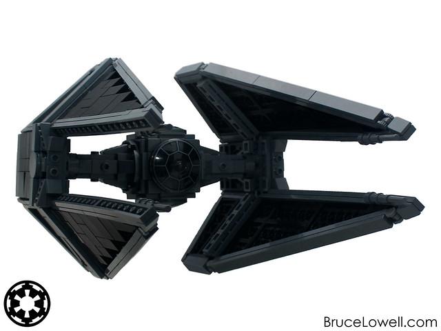 LEGO TIE Interceptor