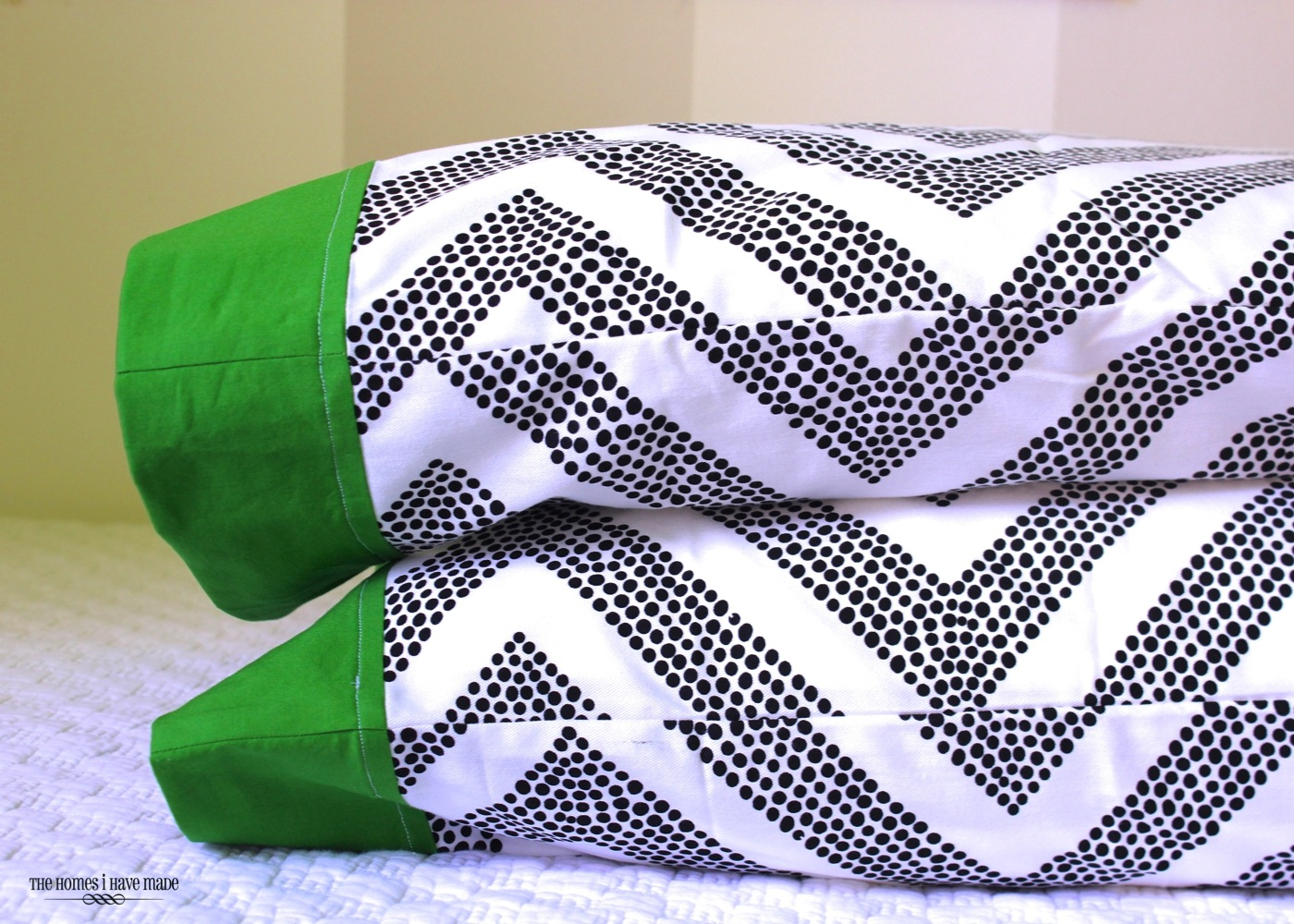 How To Make A Pillowcase From A Body Pillow The Homes I Have Made