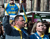 Russians and Ukranians protest invasion of Crimea by 2cor418