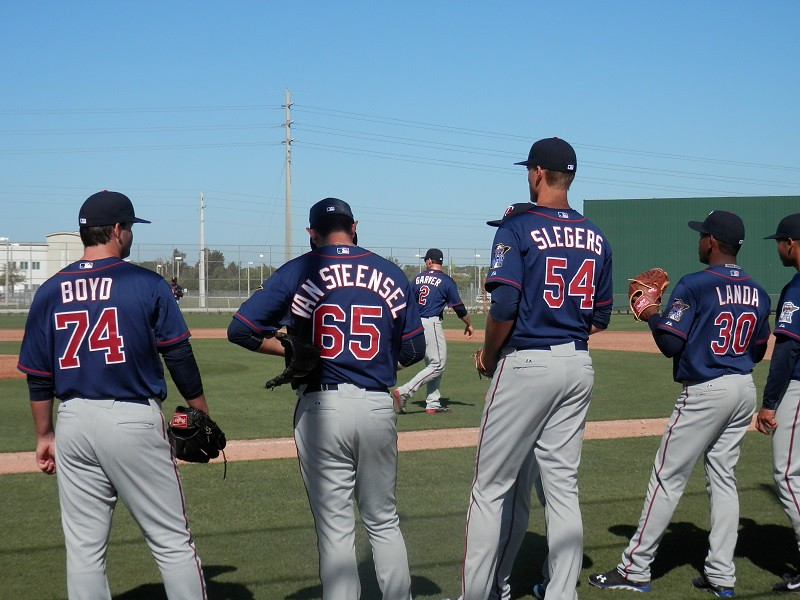 Preliminary Twins mid-season top 40 prospect list (including 2014 draftees)