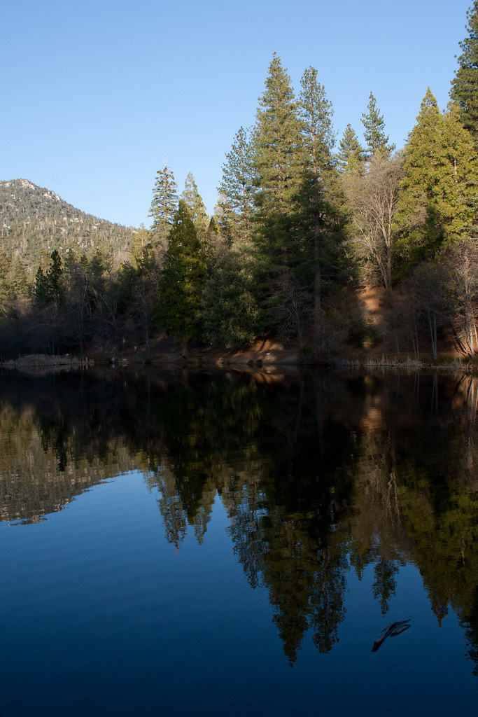 Fuller Mill Creek Riverside County California Around