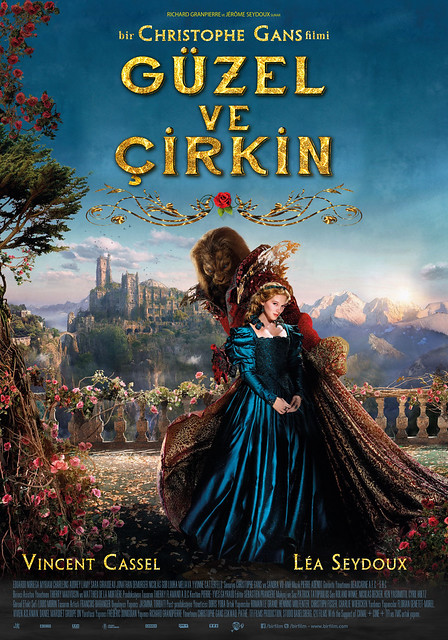 Güzel ve Çirkin - La Belle et la Bete – Beauty and the Beast (2014)