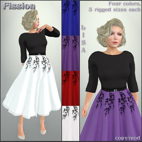 Fission-Lisa AD