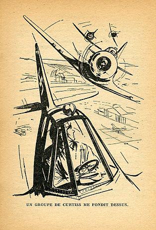 Pilote d'essai, by Colonel ROZANOFF